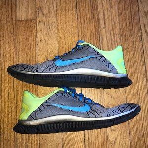 Nike Free Run 4.0 volume 3